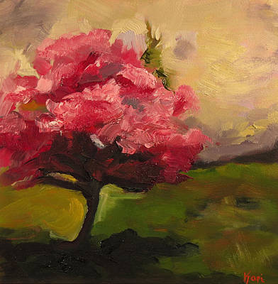 Comfort Painting - First Blush by Kari Melen