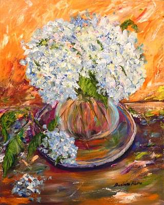 Painting - First Bouquet by Barbara Pirkle