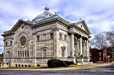 Photograph - First Church Of Christ Scientist St. Joseph Missouri by Liane Wright