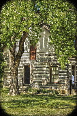 First House In Wichita Art Print