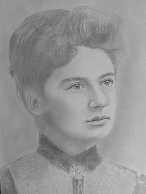 First Lady Of The United States Original by Paul Blackmore