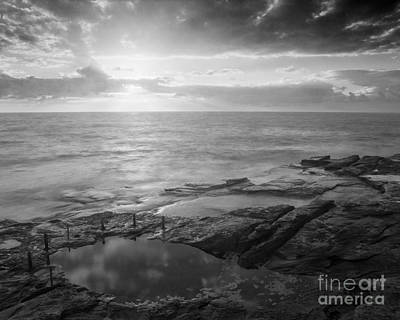 Photograph - First Light Cuzco Pool Sydney by Colin and Linda McKie