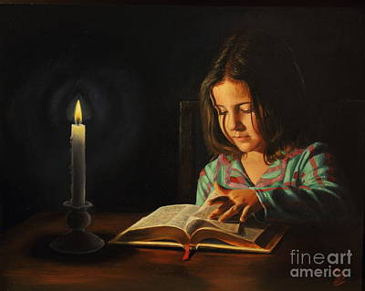 Painting - First Light by Glenn Beasley
