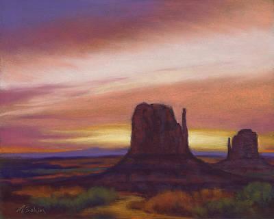 Painting - First Light by Marjie Eakin-Petty