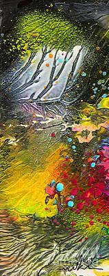 Painting - First Light by Miki De Goodaboom