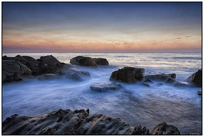 Photograph - First Light by Steve Caldwell