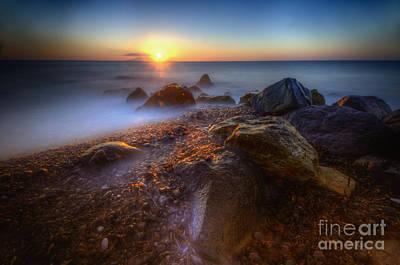 Photograph - First Light by Yhun Suarez