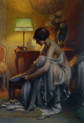 First Lady Digital Art - First Primers by Delphin Enjolras