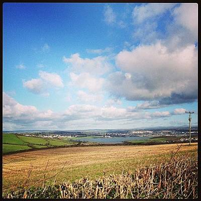 Cycling Photograph - First Ride Today. Nice Day For It! by Joe Trethewey
