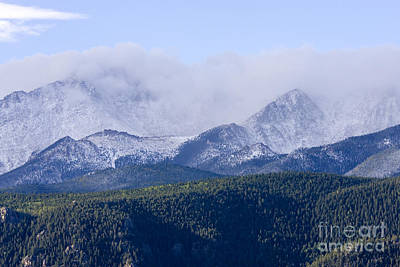 Recently Sold - Steven Krull Royalty-Free and Rights-Managed Images - First Snow by Steven Krull