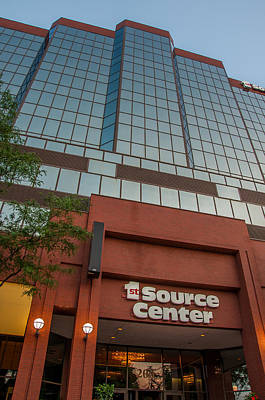 Photograph - First Source Center II by Gene Sherrill