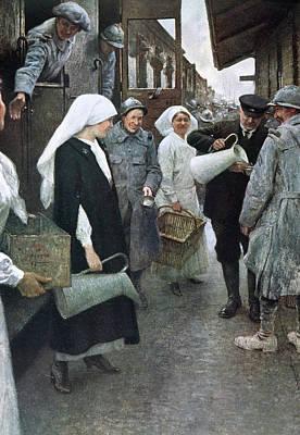 First World War (1914-1918 Print by Prisma Archivo