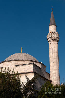 Photograph - Firuz Aga Mosque by Rick Piper Photography