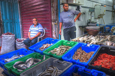 Photograph - Fish For Sale by Don Wolf