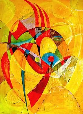 Fish II - Marucii Art Print