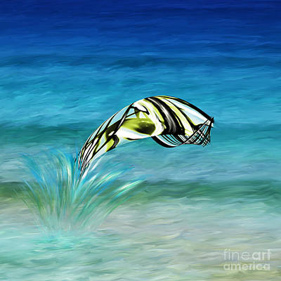 Novak Painting - Fish Out Of Water  by Kathryn L Novak