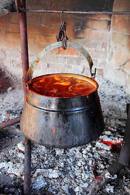 Fish Stew Original by Oliver Svob