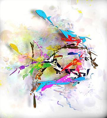 fish XXIV - marucii Art Print
