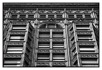 Fisher Building - 10.11.09_028 Art Print by Paul Hasara