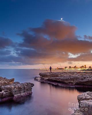 Photograph - Fisherman by Eugenio Moya