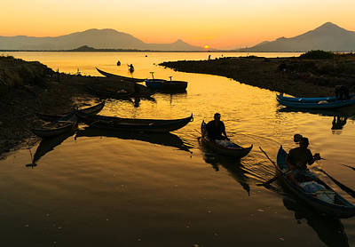 Fisherman Original by Ton Kin