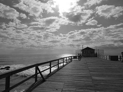 Photograph - Fisherman's Pier by Joe  Burns
