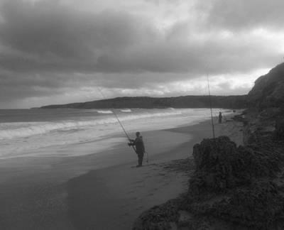 Photograph - Fishermen I by Amanda Holmes Tzafrir