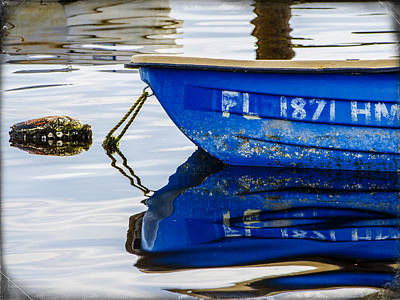 Photograph - Fishing Boat by Carolyn Marshall