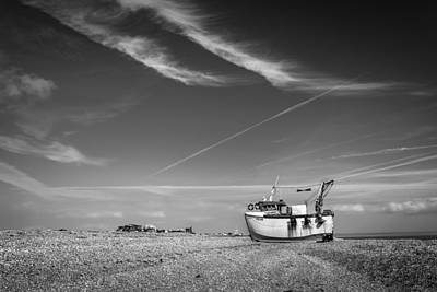 Photograph - Fishing Boat by Gary Gillette