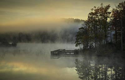 Photograph - Fishing Dock by David Waldrop