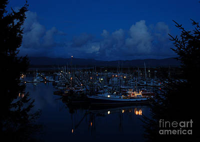 Photograph - Fishing Fleet At Rest II by Chuck Flewelling