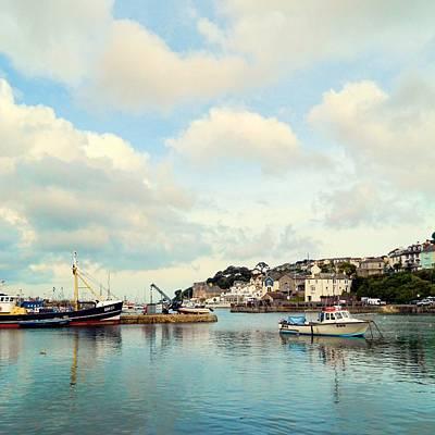 Angling Photograph - Fishing Town by Sharon Lisa Clarke