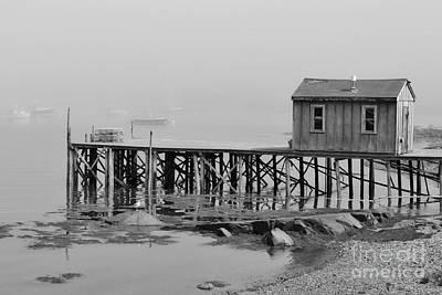 Photograph - Fishing Village by Karin Pinkham