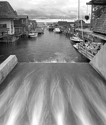 Fishtown At Leland Art Print by Twenty Two North Photography