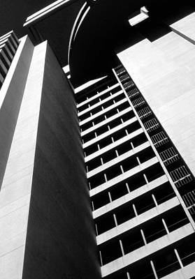 Photograph - Five Embarcadero Center by John Schneider