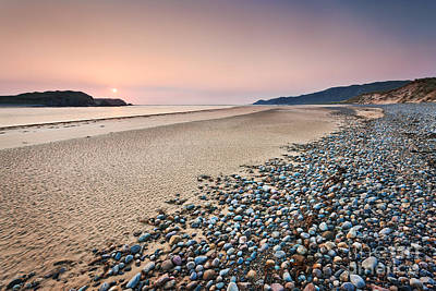 Eire Photograph - Five Finger Strand - Donegal - Ireland by Rod McLean