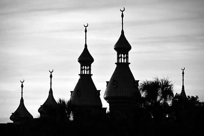 Photograph - Five Minarets by David Lee Thompson