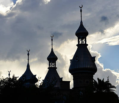 Photograph - Five Minarets Of Ut by David Lee Thompson