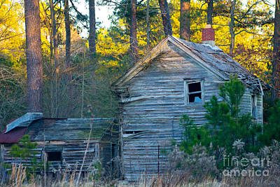 Photograph - Fixer Upper by Deb Kline