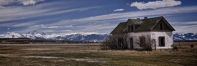 Photograph - Fixer Upper by Heather Applegate