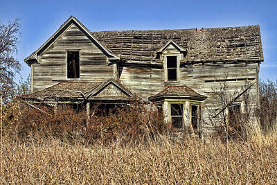 Photograph - Fixer Upper by Ron Roberts