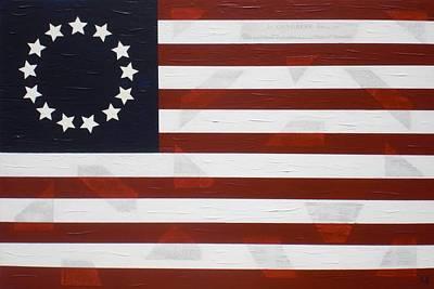 Rose - Flag - Declaration by Kelvin Kelley