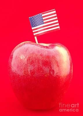 Pasta Al Dente - Flag Down An Apple by Barbie Corbett-Newmin