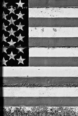 Photograph - Flag by Keith Dotson