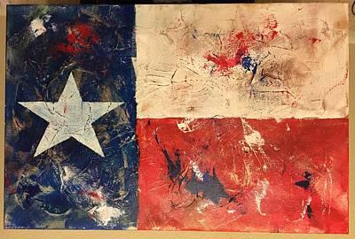 Flag Series - Home  Original by Duy Pham