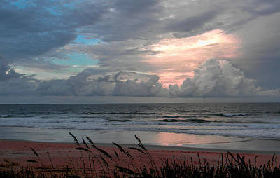 Photograph - Flagler Beach by Christy Usilton
