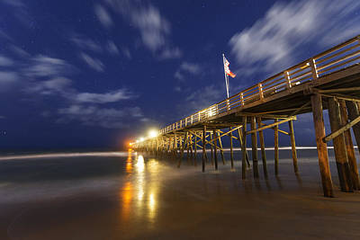 Photograph - Flagler Pier by Dustin  LeFevre