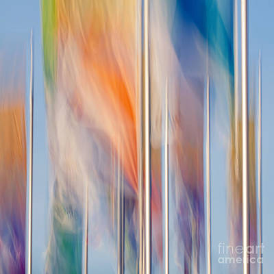 Flags Print by Uma Wirth