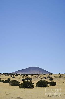 Flagstaff Landscape Iv Art Print by David Gordon