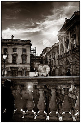 Photograph - Flair At Summerset House by Lenny Carter